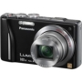 Panasonic DMC-ZS10 Lumix Digital Camera (Black)