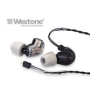 Westone UM3X Triple Driver Monitor Earbuds (with Removable Cable)