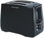 KitchenAid Auto Lift Toaster - Black (2 Slice)