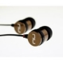 Nuforce NE-700M (smoky bronze color) Audiophile-Grade Earphone with microphone. (Improved Mic New Production)
