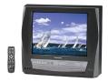"Panasonic PV-DM2093 Triple Play 20"" TV/VCR/DVD Combo"