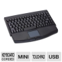 Solidtek Mini Keyboard KB-540BU