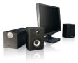 Axiom Audiobyte Computer Speakers - Black