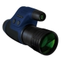Night Owl NONM4X-MR Night Vision Marine Monocular - 4x Zoom, 500x Ambient Light Amplification, Blue