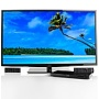 "Toshiba 50"" LED 1080p HDTV with Wi-Fi Blu-ray Disc Player"
