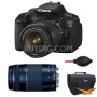 Canon EOS Digital Rebel T4i 18MP SLR Camera Body w/ Tamron 18-270mm VC PZD + bundle