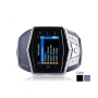 "GD910i Super thin 1.5"" touch screen mobile phone wrist watch with presentation box + 2GB memory card (MP3 + MP4 player)"