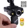 New Real HD 1080p H264 5M Car Dashboard Camera Recorder Accident DVR