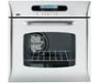 Zanussi Electrolux ZBS1063X - Oven - built-in - with self-cleaning - Class A - stainless steel
