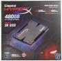 KINGSTON 480GB HYPERX 3K SSD SATA3 2.5IN UPGRADE BUNDLE KIT