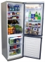 Summit 9.8 Cu. Ft. 24 In Wide Energystar Refrigerator - Stainless Steel