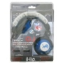 NFL Detroit Lions Team Logo DJ Headphone