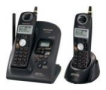Panasonic GigaRange® KX-TG2632 2.4 GHz Twin 1-Line Cordless Phone