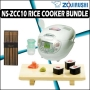 Zojirushi Neuro Fuzzy Rice Cooker and Warmer NS-ZCC10