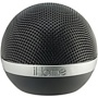 iHome Portable Rechargeable Bluetooth Speaker (Black)
