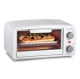 Hamilton Beach PS XL White ToasterOvenBroiler