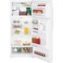 GE GTS18GBSWW - refrigerator/freezer - freestanding