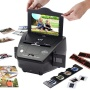 SVP 3-in-1 Digital Photo Prints + Negative Films + Slides Scanner COMBO