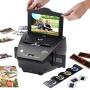 SVP 3-in-1 Digital Photo Prints + Negative Films + Slides Scanner COMBO