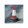 Traffic Line 460mm High Two Piece Traffic Cones
