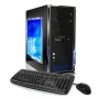 iBuyPower Gamer 522AX Desktop (AMD Athlon 6400 Dual Core Processor, 2 GB RAM, 500 GB Hard Drive, NVIDIA GeForce 8800GT 512MB, Vista Premium)