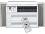 X-Star Series XQ06L10A Window Room Air Conditioner (6,300 BTU, Energy Star)