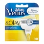Gillette Venus & Olay Women's 3 Razor Blade Refills
