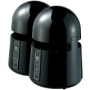 Grace Digital GDI-AQBLT31B Mini-Bullets II Weatherproof Wireless Speakers (Black)