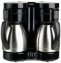 Krups 324-42 DuoThek 10-Cup Dual Thermal Coffeemaker, Stainless Steel