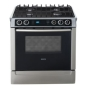 "Bosch 30"" Dual-Fuel Slide-In Range HDI705"