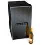 EdgeStar Stainless Steel 18 Bottle Dual Zone Thermoelectric Wine Cooler