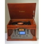 Steepletone Lancaster CD Recording Music Centre - Transfer Your Vinyl Records and Tapes To CD