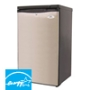 Sunpentown 3.1 Cu. Ft. Energy Star Upright Freezer - Stainless Steel