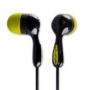JBuds Hi-Fi Noise-Reducing Ear Buds (Black / Yellow)