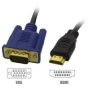 High Grade - VGA / SVGA to HDMI Cable - Gold Plated - AAA Products - 12 Month Warranty