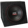 "MTX RT12-200 Amplified Road Thunder 12"" Subwoofer 200W RMS"