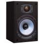 Monitor Audio M1 Speaker (Black Oak Vinyl, Pair)