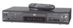 Panasonic DVD-RA60K DVD-Video/Audio Player (Black)