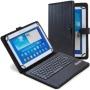 Cooper Cases (TM) Infinite Executive Custodia a Libro con Tastiera Bluetooth, per Tablet da Archos 101 Titanium / 101 Xenon in Nero (Compatibile con T