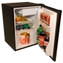 92779 2.7 Cu. Ft. Refrigerator (Top Freezer, Black)