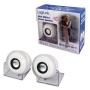 LogiLink SP-0007 Active USB Speaker - White