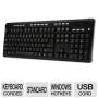Adesso Desktop Multimedia Keyboard AKB-131UB