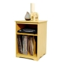 VINYL - Record / Office File Storage Table - Beech