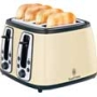 Russell Hobbs Heritage 18441 4-Slice Toaster- Country Cream