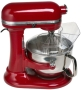 Factory-Reconditioned KitchenAid RKP2671ER Professional 6-Quart Stand Mixer, Empire Red
