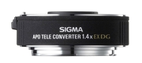 Sigma teleconverters