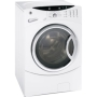 GE 3.8 Front Load LAUNDRY SET- WBVH5200JWW