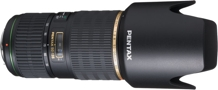 Pentax DA 50-200mm Telephoto Zoom Lens - Black (21870)