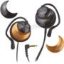 Sony PSYC Clip-On Stereo Headphones with Interchangeable Caps (Model# MDR-Q23-PSBLK)