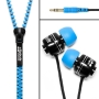 Zipbuds Earphones Gen2 (Blue & Black)